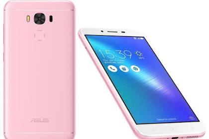 Asus Zenfone 3 Max warna pink semakin Nggak Ada Matinya