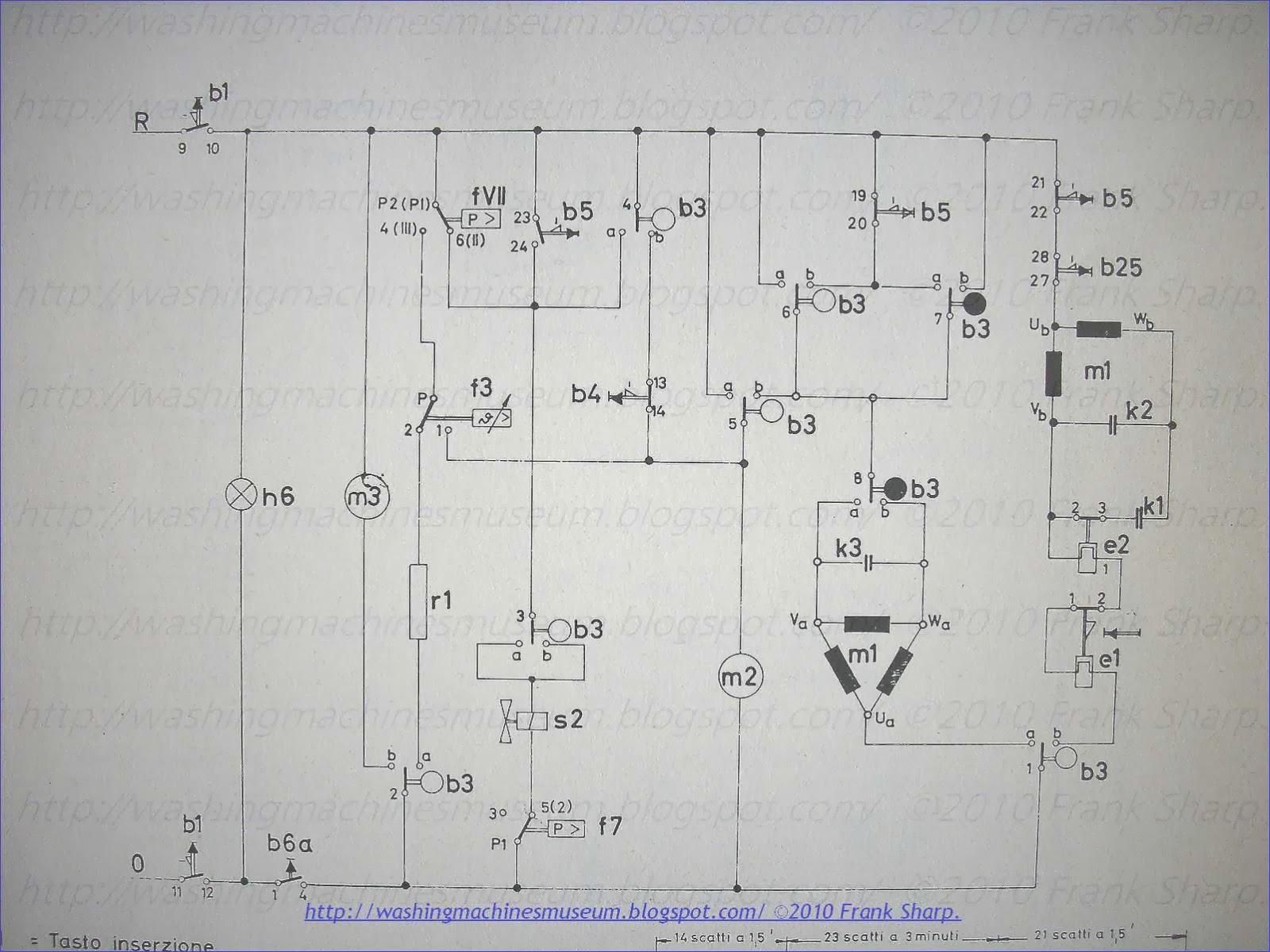 Washing Machine Wiring Breaker Diagram And Schematics Together With
