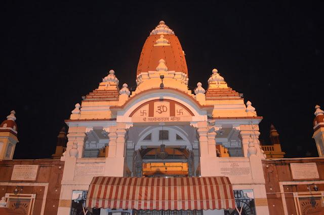 Sri Lakshmi Narayan Temple(Birla Mandir), Delhi