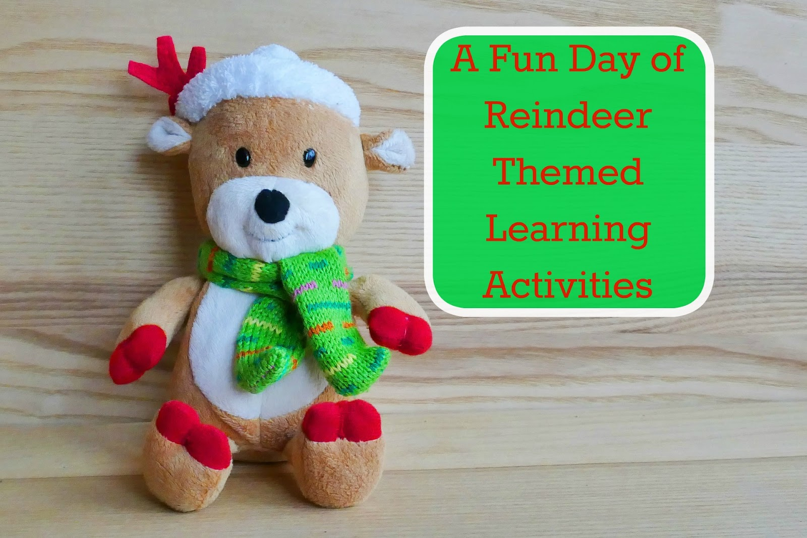 Our Unschooling Journey Through Life Olive The Other Reindeer