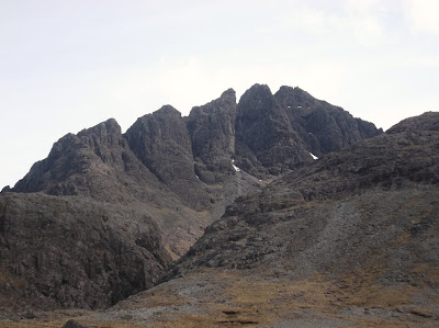 Pinnacle ridge, Skye