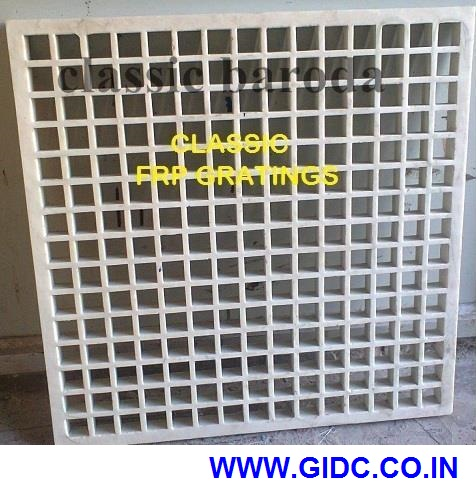 CLASSIC FIBREGLASS INDUSTRIES FRP GRATINGS