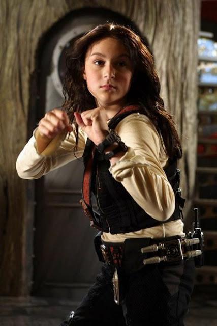 Así se ve la niña de'Spy Kids' 16 años después; Alexa Vega