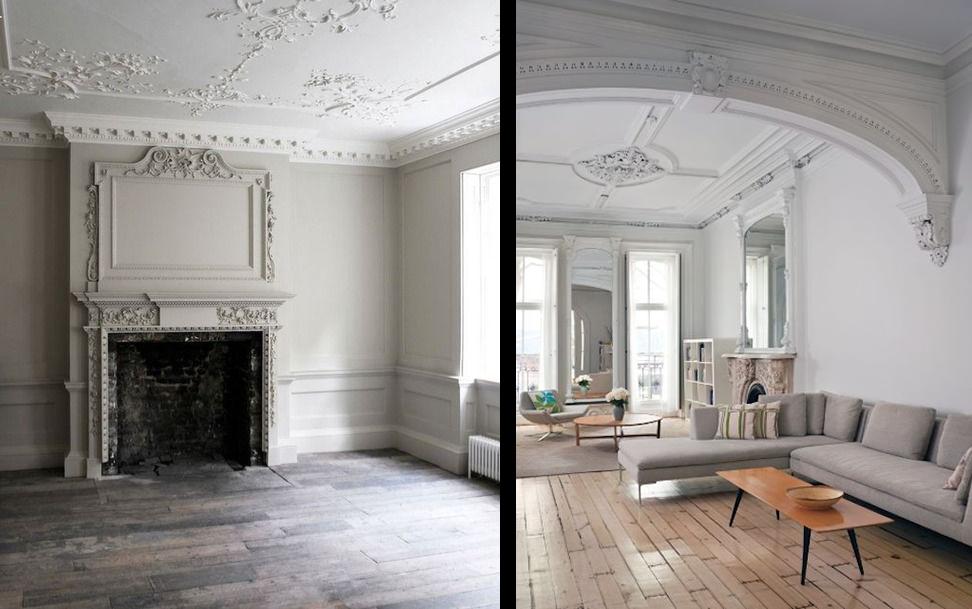 la fabrique d co 5 fa ons de d corer un plafond de mani re originale. Black Bedroom Furniture Sets. Home Design Ideas