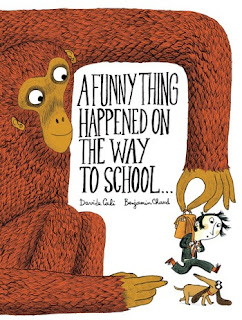 Cover of A Funny Thing Happened on the way to School