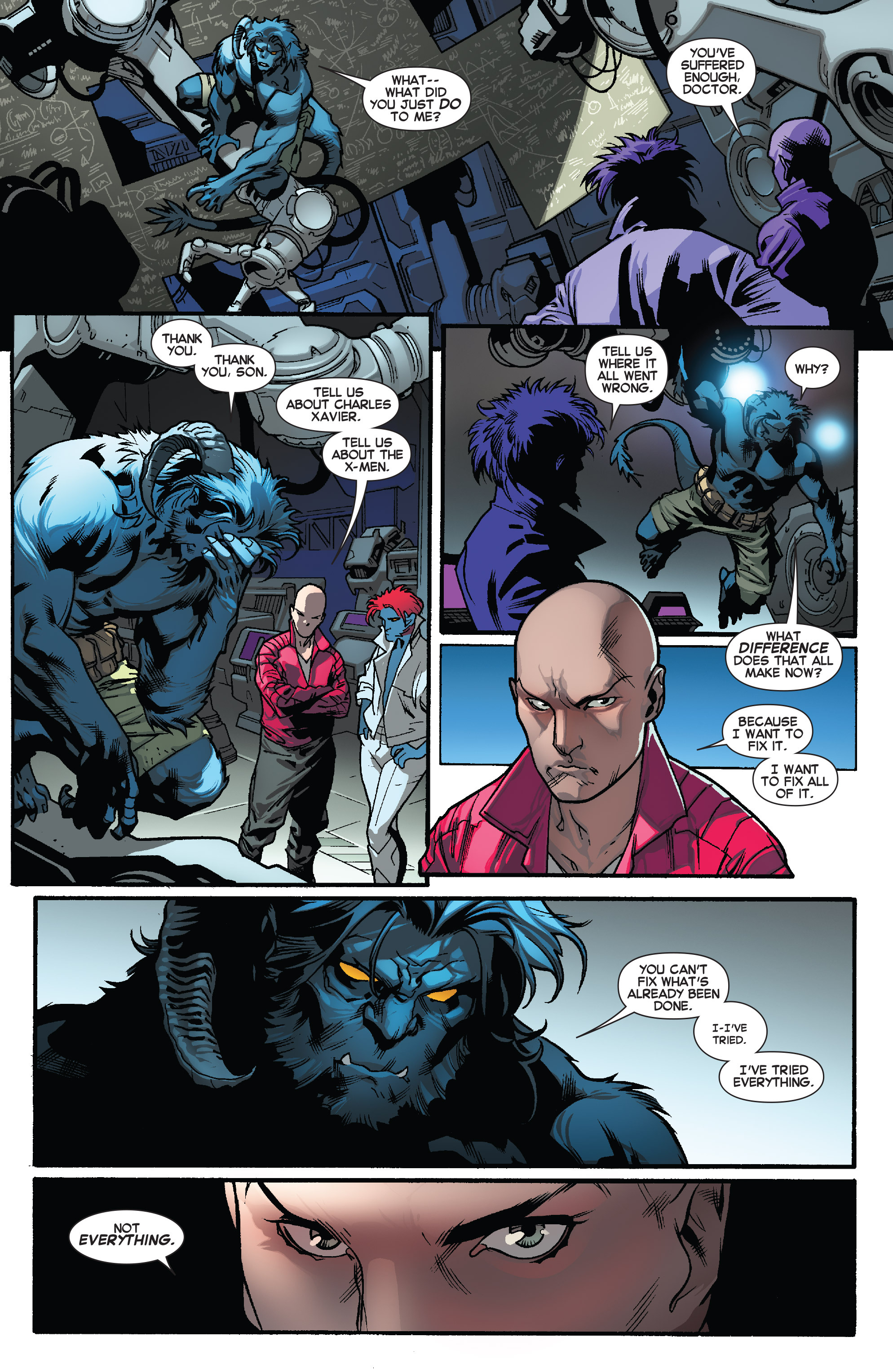 Read online All-New X-Men (2013) comic -  Issue #28 - 5