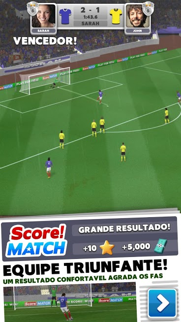 Score! Match v 1.91 apk