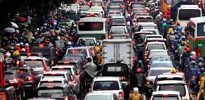 Kapolda: Ada Tiga Titik Kemacetan di Jabar