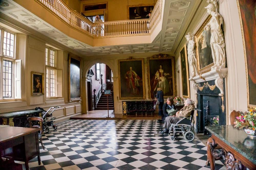 Ann Miles Photography Ham House Interior And Thames Heron