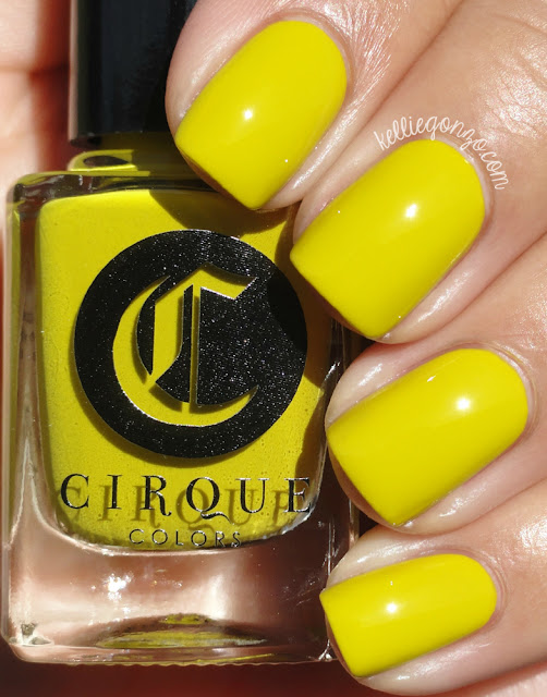 Cirque Colors Hustle Swatch & Review