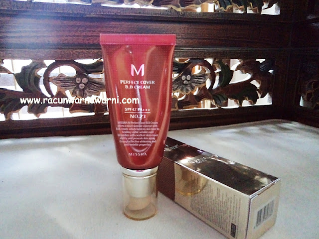 Review Misha BB Cream