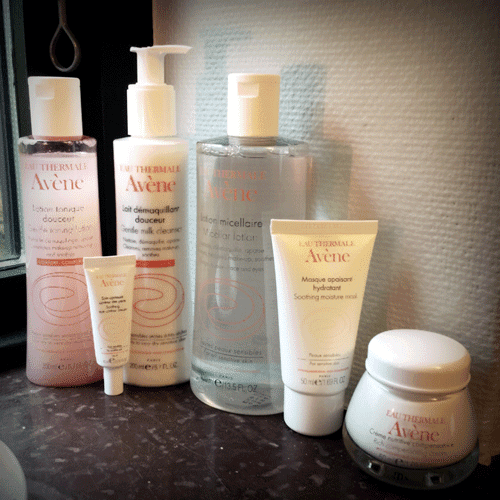Avene on LookFantastic