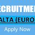 Jobs in Europe - Malta | Urgent Recruitment