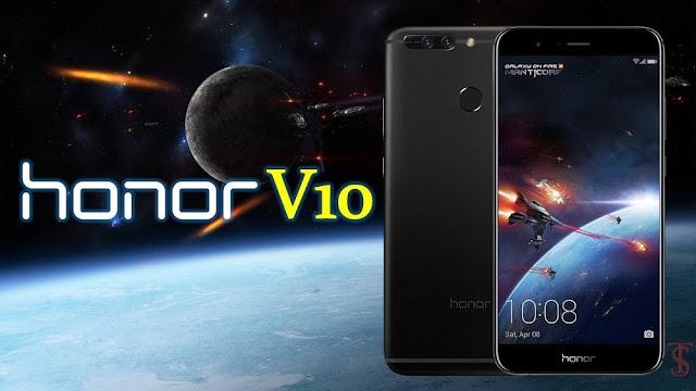 ditopang prosesor kencang Huawei Kirin  Spesifikasi dan Harga Huawei Honor V10, RAM 6GB / 128GB Smartphone Premium Spek Dewa