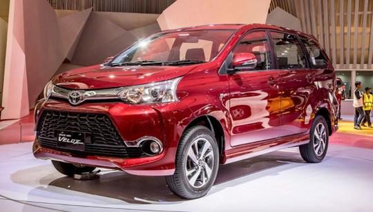 Harga Toyota All New Vellfire Agya Trd 2017 Avanza Veloz Baru Tahun 2018 | Nasmoco ...