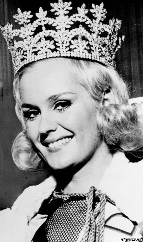 Miss World Of 1965 – Lesley Langley
