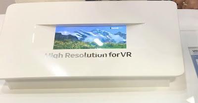 Samsung Akan Miliki Layar 4K Khusus Untuk Perangkat VR