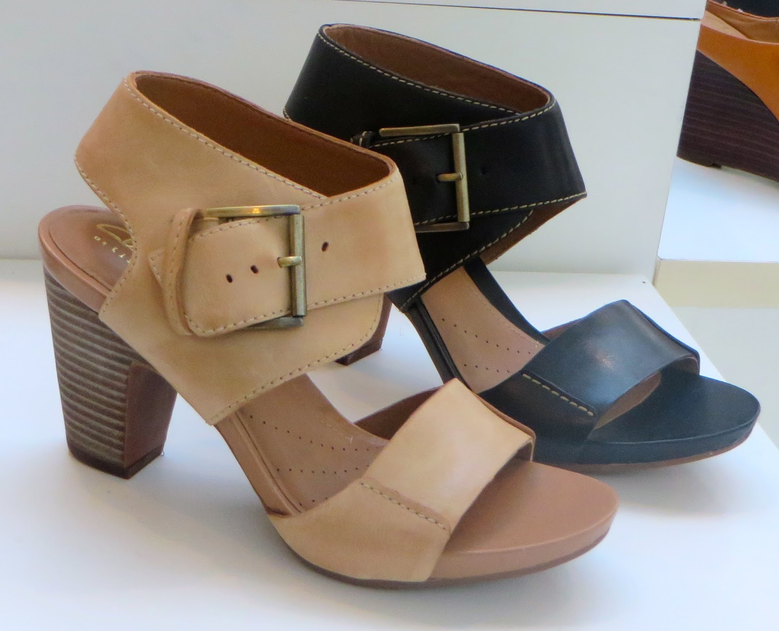 8bb3881dbdb3 chunky block heels-straight from the 70s…Okena Mod-in leather