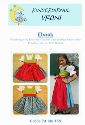 Ebook Kinderdirndl Vroni