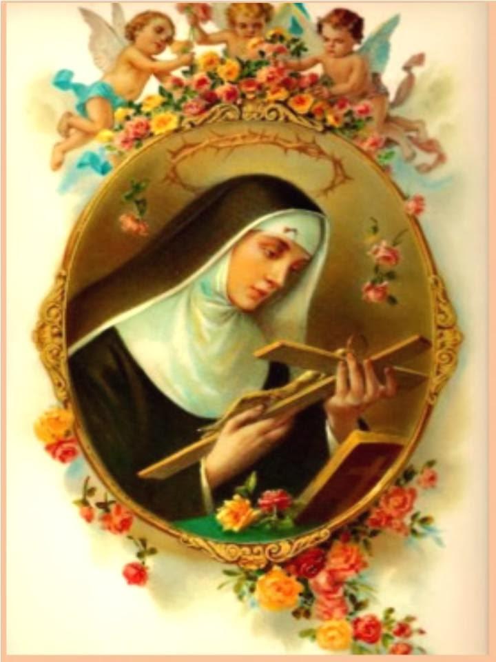 Oracion A Santa Rita Para Problemas De Amor Imposibles Oraciones A