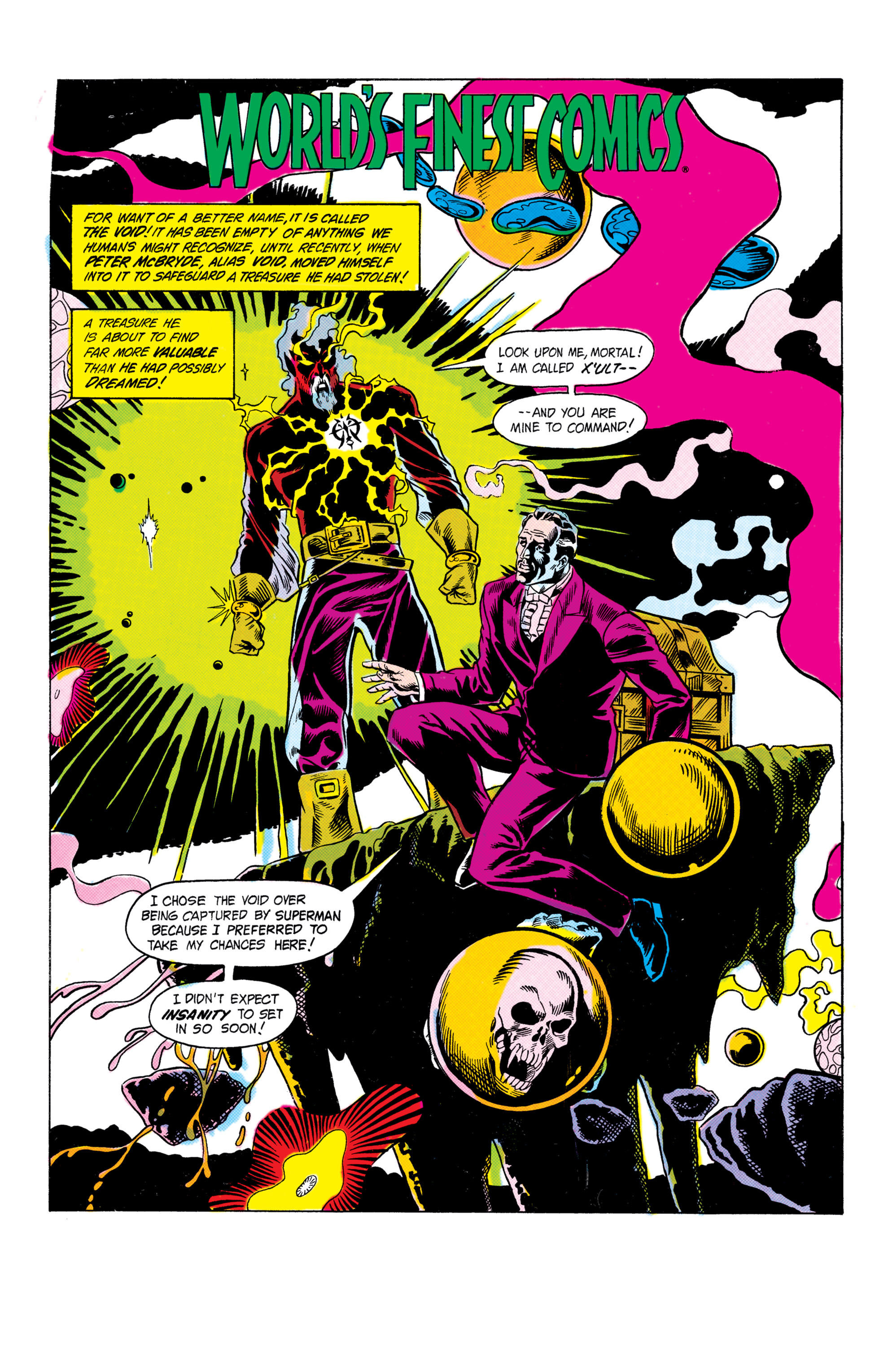 Read online World's Finest Comics comic -  Issue #306 - 2