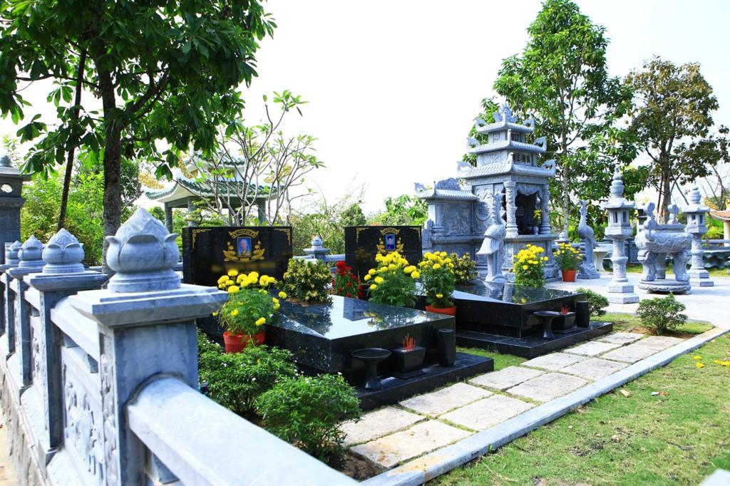 đất nghĩa trang 12