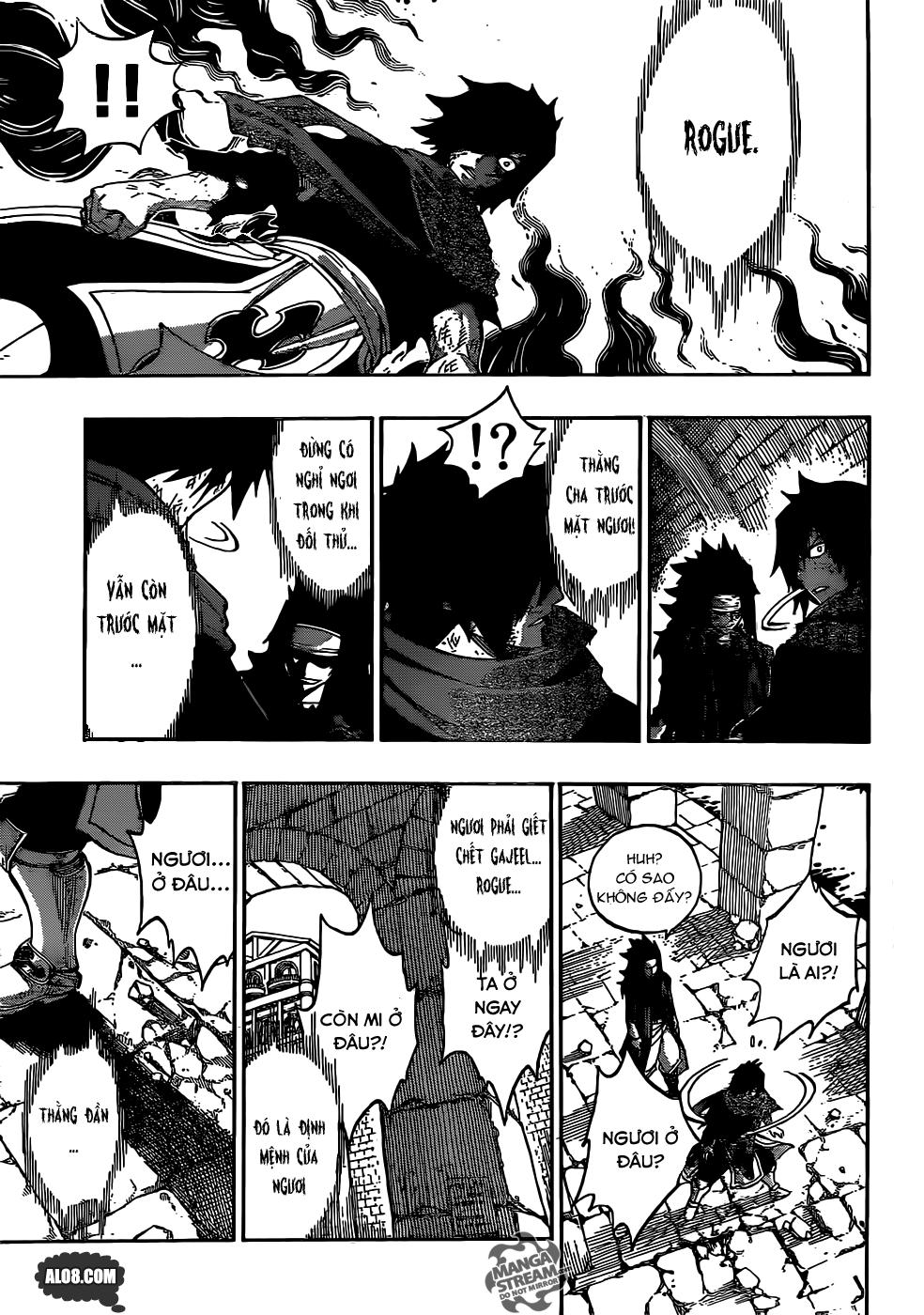 Fairy Tail chap 317 trang 22