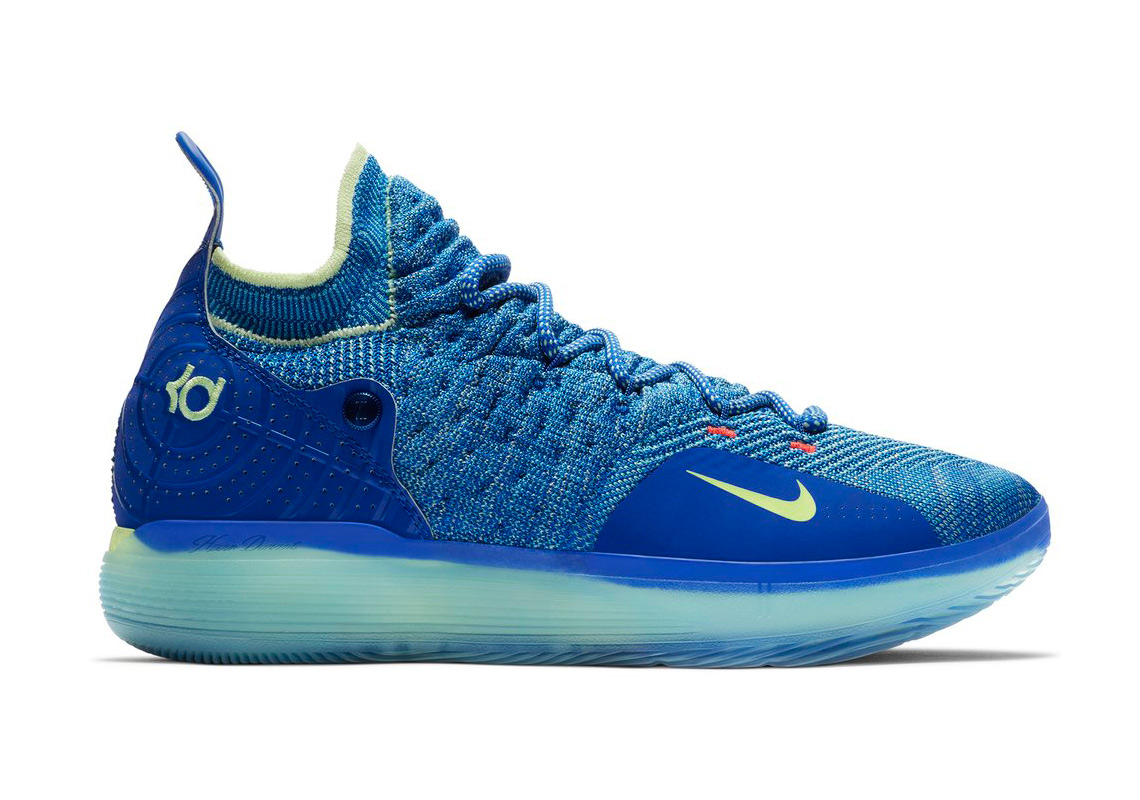 sale retailer ad212 f83de First Look at Nike KD 11   Analykix