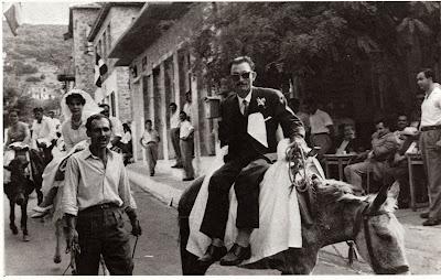 Έθη και έθιμα του Γάμου στην Αργολίδα - Αντί να τρώει το στήσιμο ο γαμπρός το έτρωγε η νύφη…