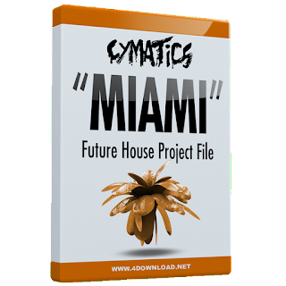 "Cymatics ""Miami"" Future House Project File ALS LOGIC FLP"