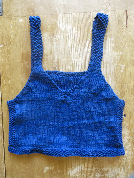Knitted Cotton Top