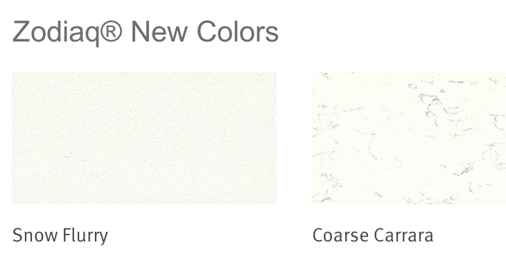 Dupont Corian Colors 2013