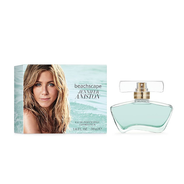 Enter a chance to win Jennifer Aniston's new fragrance BeachScape now at JasonSantoro.com