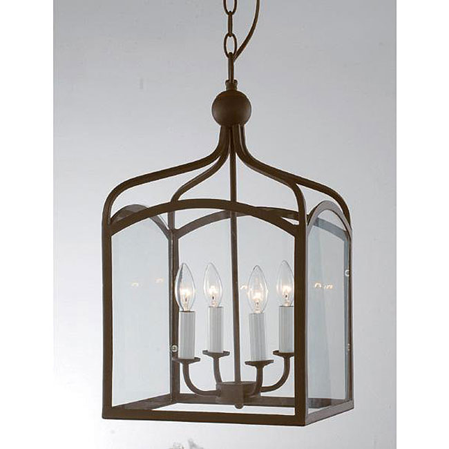 Pottery Barn Bolton Lantern Retails For 399 This Lal Is From Antique Copper 4 Light Chandelier