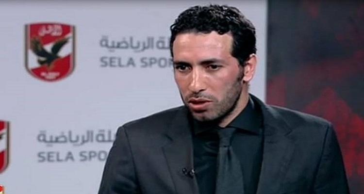 اول تعليق من أبو تريكة على وفاة الفنان ألقدير محمود عبدالعزيز