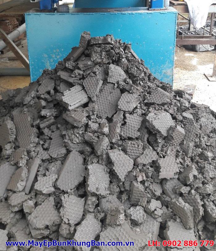 Kết quả hoạt động tuyệt vời của máy ép bùn khung bản Việt Nam Vĩnh Phát tại nhà máy Phúc Toàn Thịnh Long An