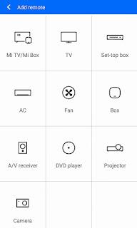 Add Mi remot for use/ Mi remote ko upyog ke liye jodna.
