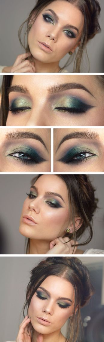 trendy summer makeup