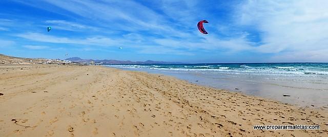 playas bonitas de Fuerteventura