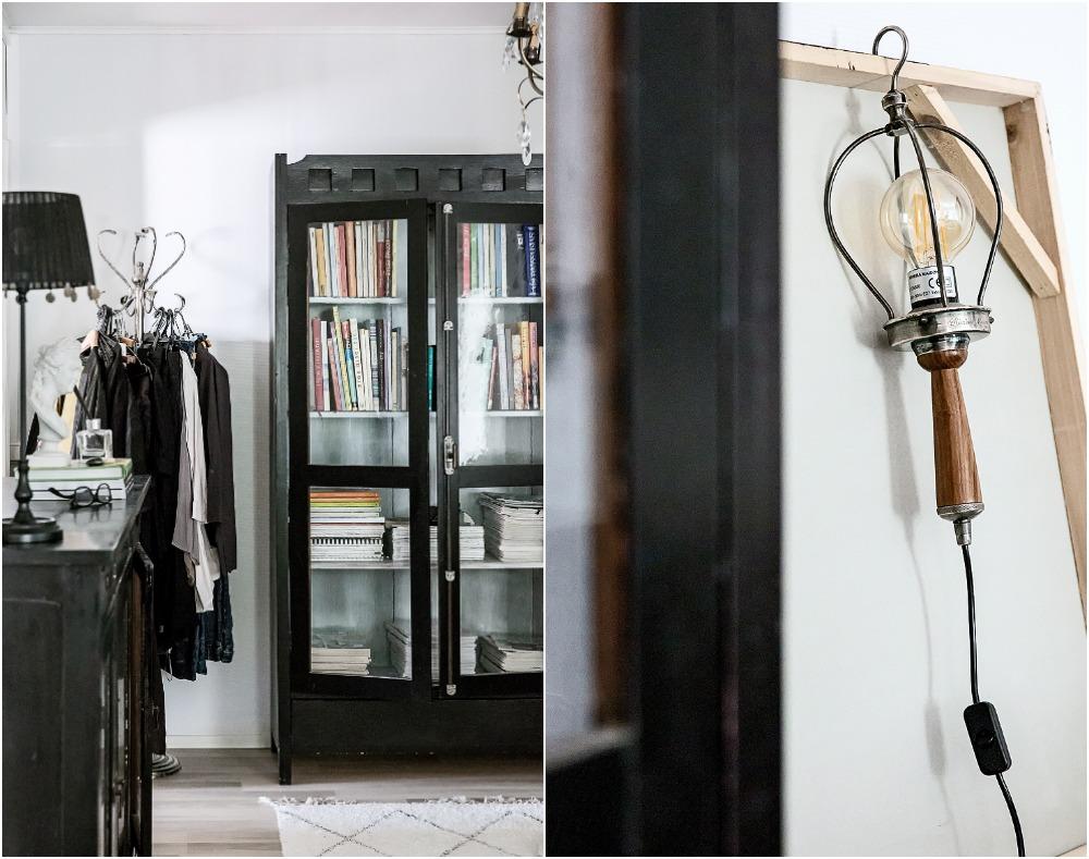 sisustus, sisustaminen, valokuvaus, valokuvaaminen, Visualaddict. valokuvaaja Frida Steiner, koti, pöytälamppu, magneettitaulu, sisustusinspiraatio, vitriini, kaappi, olohuone
