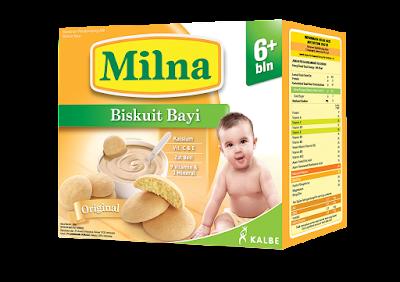 Milna makanan bayi