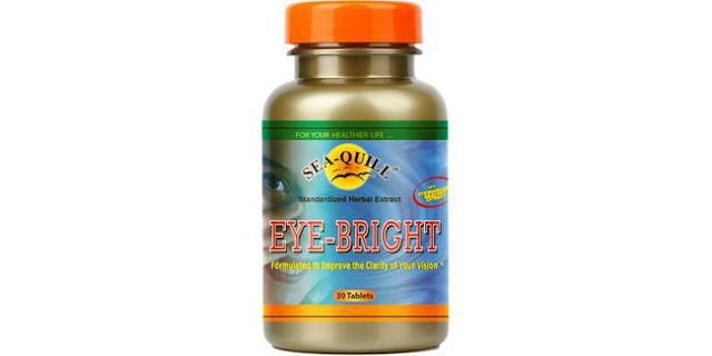 Sea Quill Eye Bright, Mata Sehat Penglihatan Tajam
