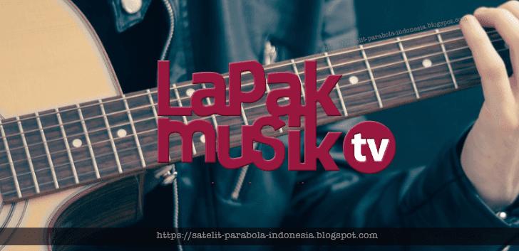 Frekuensi Terbaru Channel Lapak Musik TV