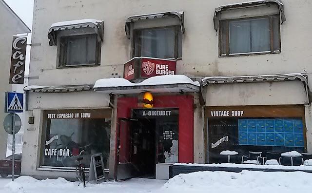 Kauppayhtiö Rovaniemi