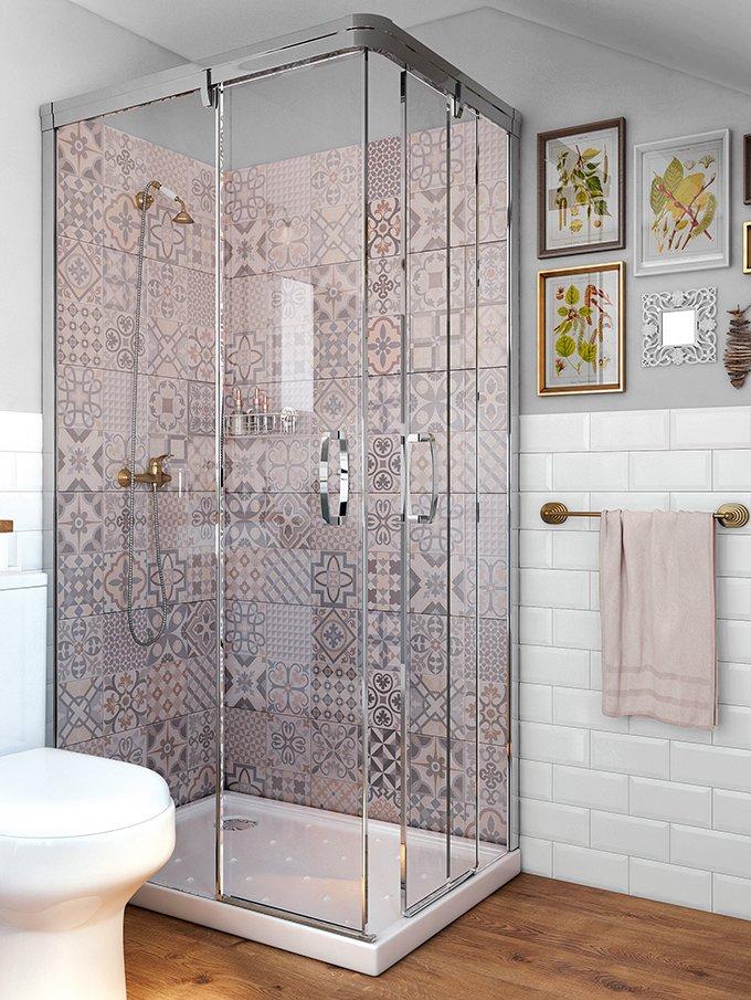 Marzua: Cómo elegir la mejor mampara de baño para no ...
