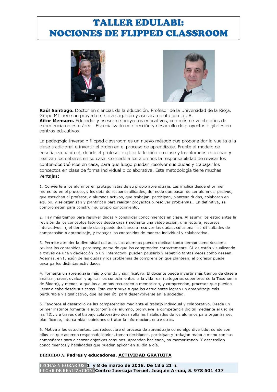 Blog del AMPA del Conservatorio Profesional de Música de Teruel ...