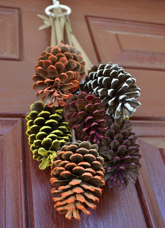 Pinecone-DIY 30 Simply Magical DIY Pinecones Ideas Interior