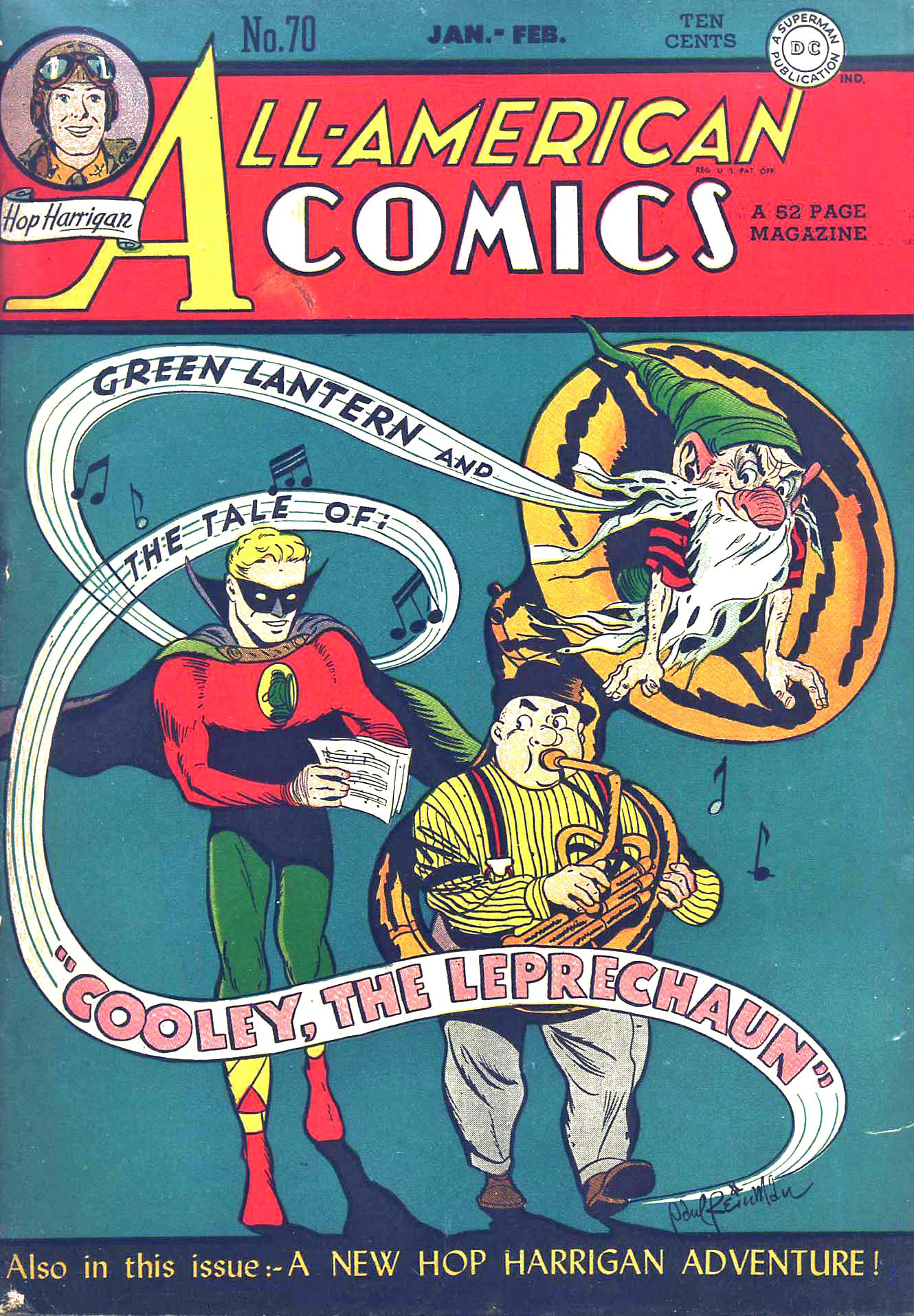 Read online All-American Comics (1939) comic -  Issue #70 - 1