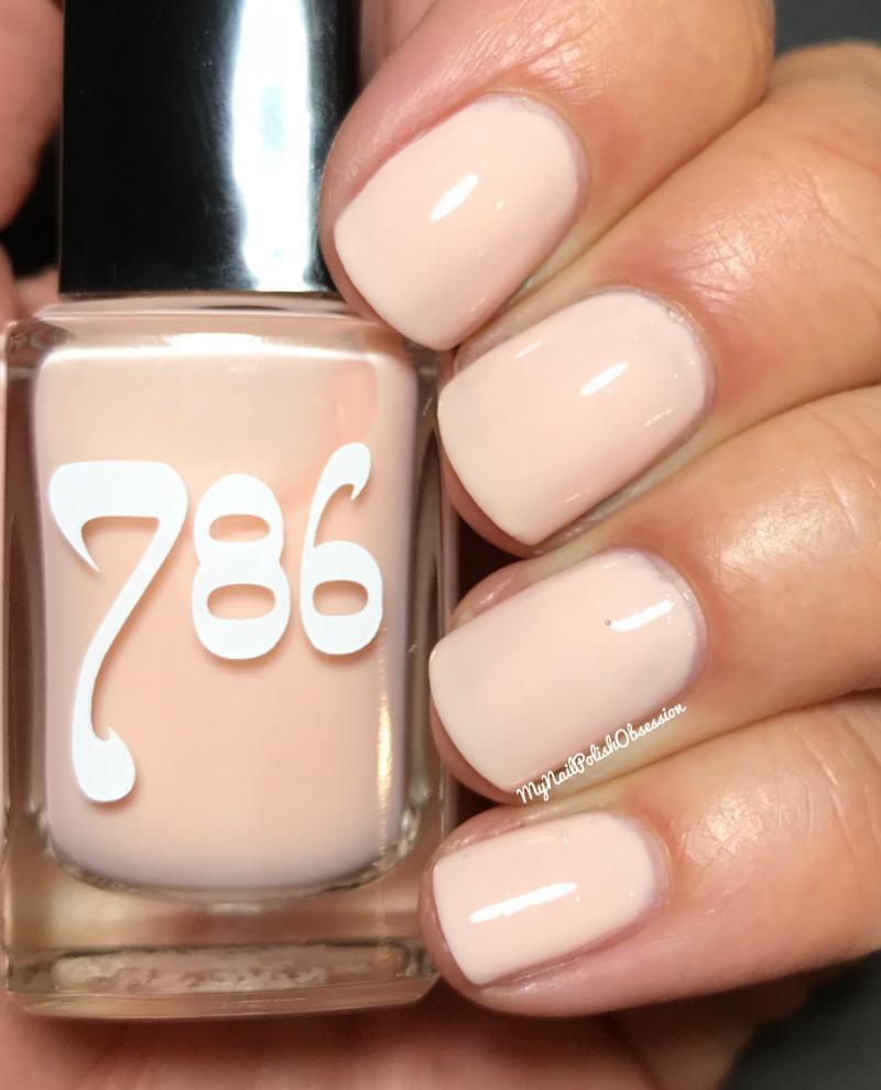 My Nail Polish Obsession: 786 Cosmetics; Petra & Istanbul