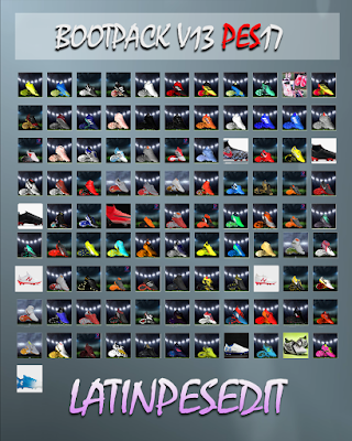 PES 2017 Bootpack Update v13 by LPE09